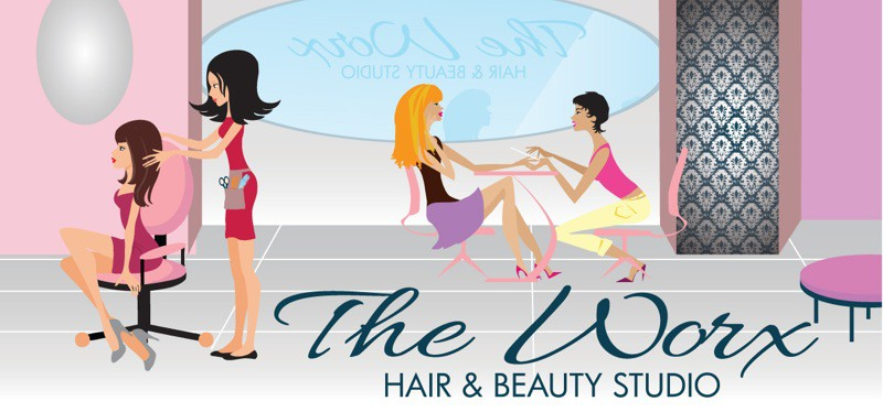 The Worx Hair & Beauty Studio